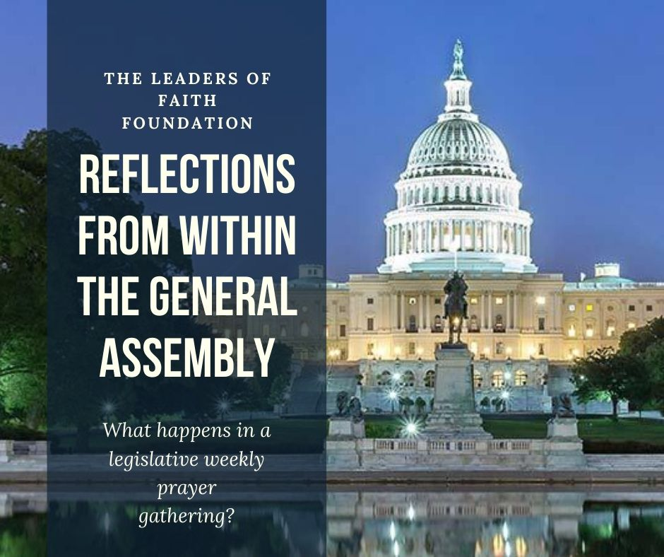 Reflections From Within the General Assembly